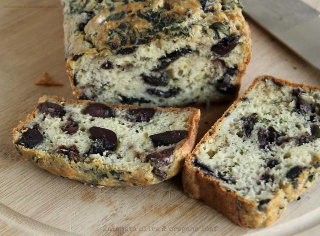 Kalamata Olive & Oregano Loaf 2