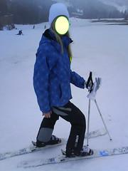 Dámské lyžařské kalhoty  Alpine Pro - titulní fotka
