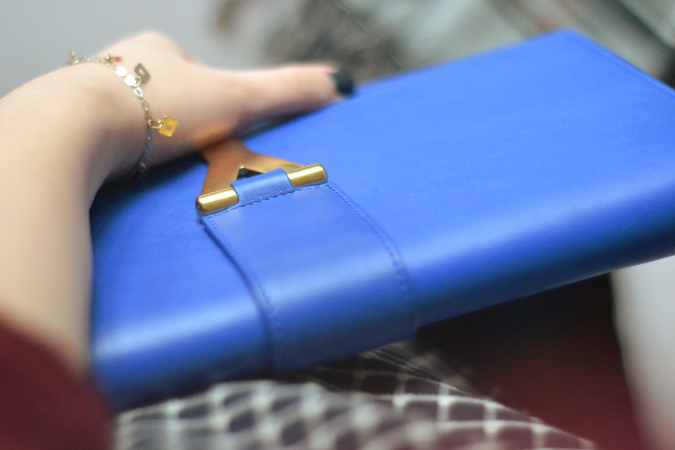 Daisybutter - Hong Kong Fashion and Lifestyle Blog: Saint Laurent Paris Cabas Chyc clutch