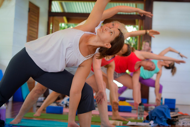 Immersion Yoga Teacher Training