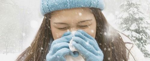 Як вберегтися від застуди взимку