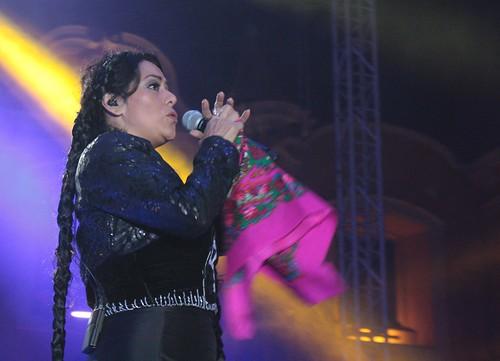 29 Noviembre 2014. José Juan en Concierto de Lila Downs.