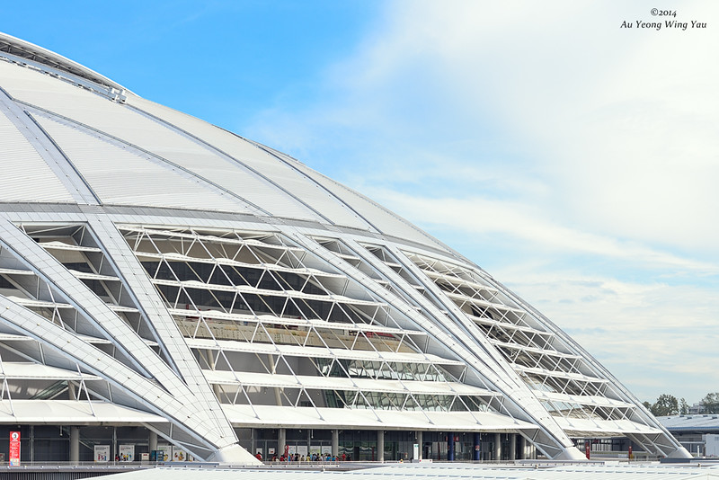 Singapore National Stadium 5