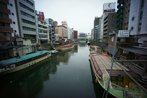 日本橋 - 浅草