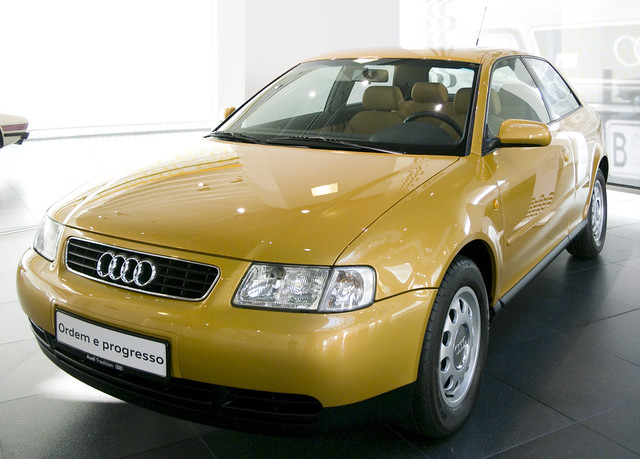 1996 Audi A3 | Flickr - Photo Sharing!