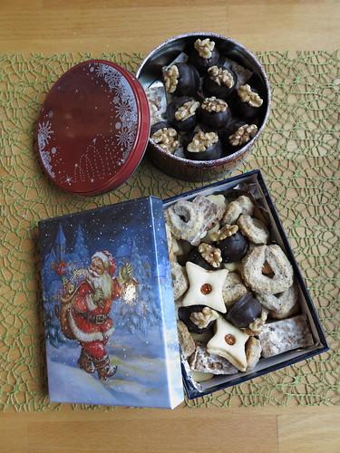 Weihnachtsplätzchen von meiner Mutter