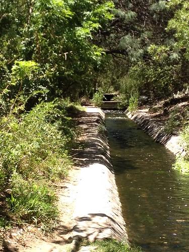 Río San Marcos, San Marcos Sierra, Córdoba