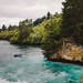 Huka Falls outlet by Sarah Jane- Lovely Ember Photography