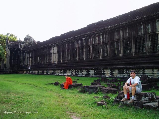 Буддисты Ангкора