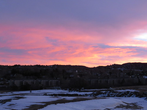sunrise colorado castlerockcolorado