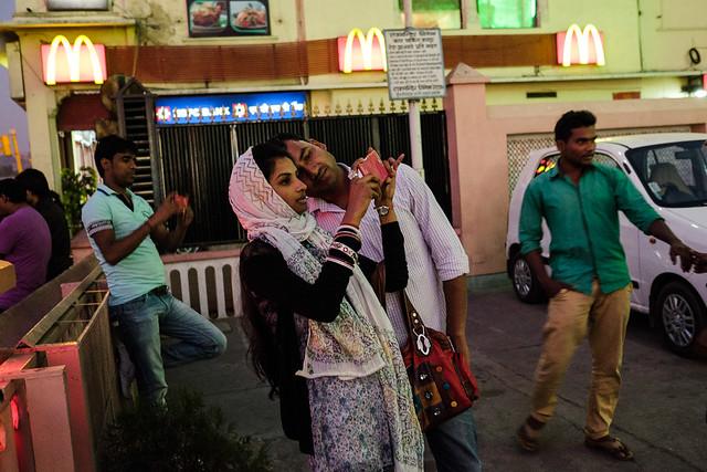 Selfie - Jaipur, India, 2014