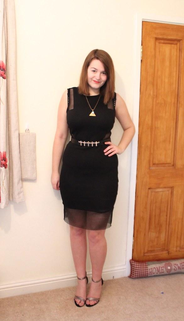 Matalan Christmas Party Dress