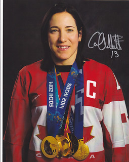 Four Time Canadian Olympic Gold Medalist