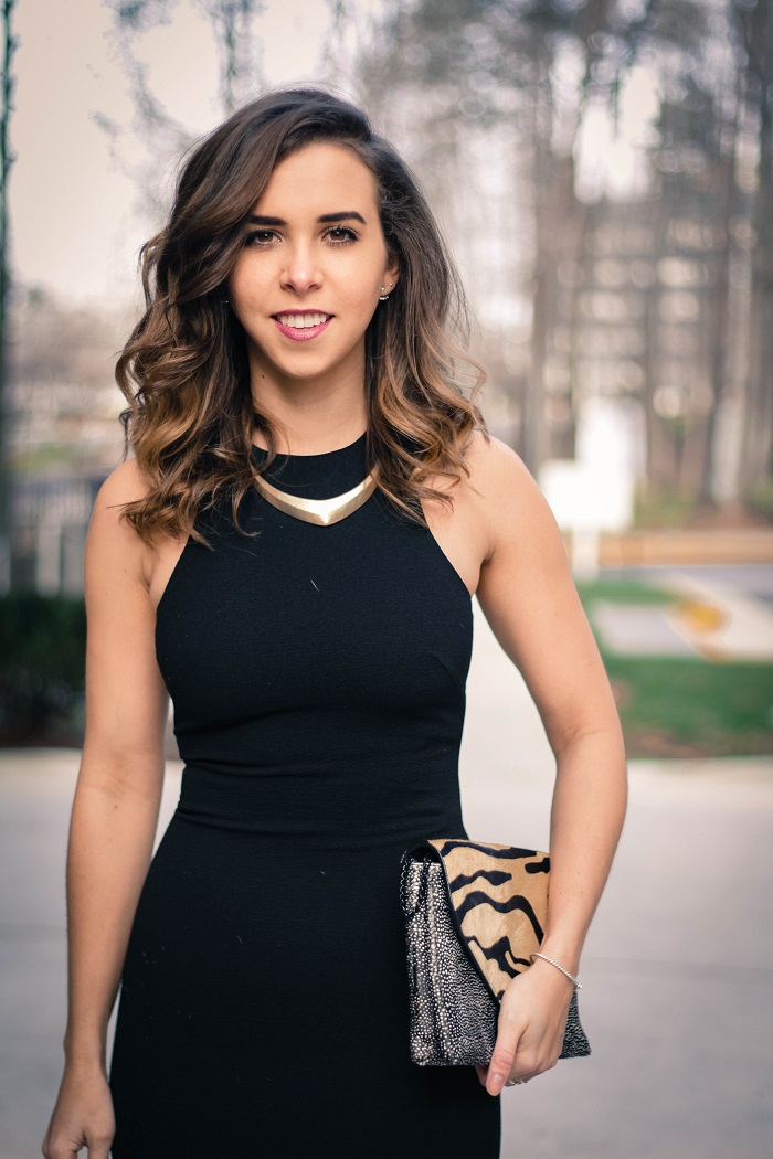 va darling. blogger. fashion blogger. dc blogger. little black dress. loeffler randall clutch.  tibi heels. holiday party outfit. 27