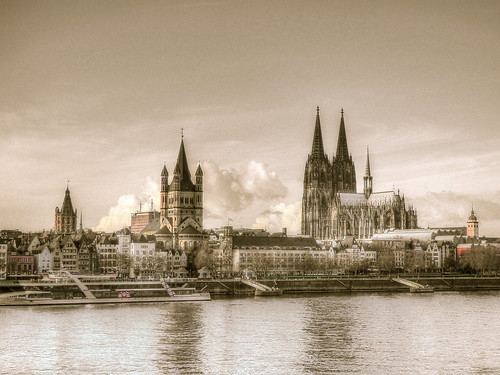church germany cologne rhine colognecathedral