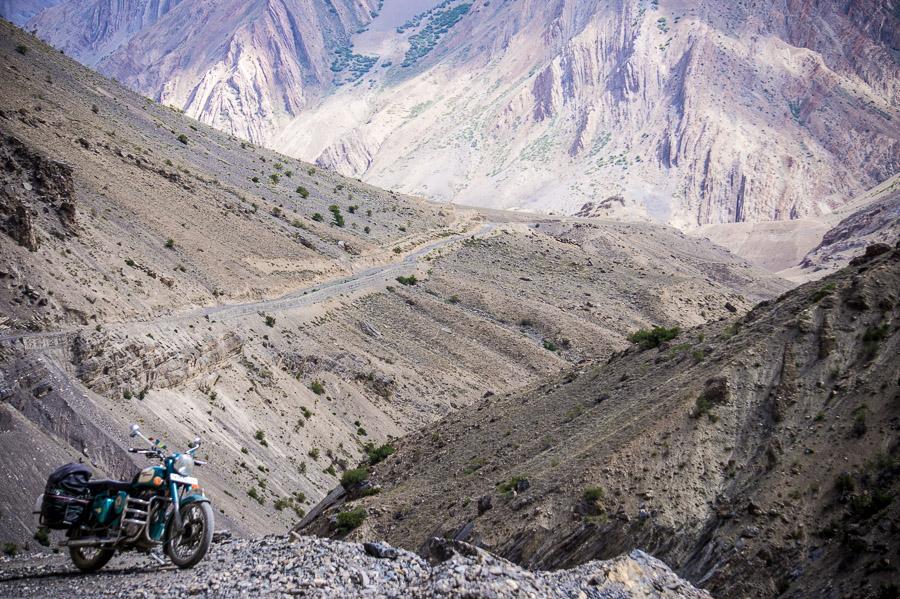Долина Занскар. © Kartzon Dream - авторские путешествия, авторские туры в Индию, тревел фото, тревел видео, фототуры