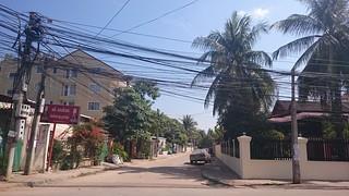 Siem Reap random street scene