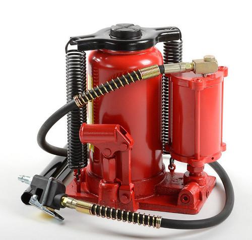 20 Ton AIR over Hydraulic BOTTLE JACK Automotive Shop Lift Tools HD Jacks 90344 gekoo.co (eBay link)