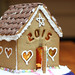 1st January - new year gingerbread house by *superhoop*