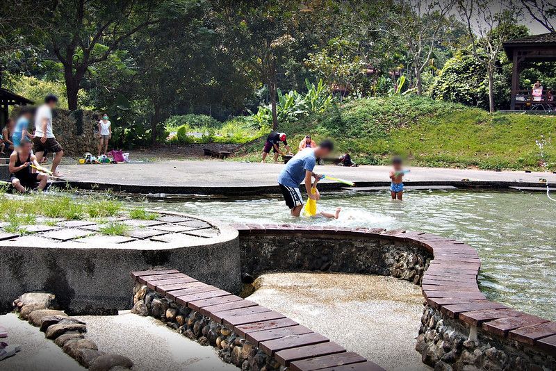 6桃米親水公園(桃米生態區戲水池)