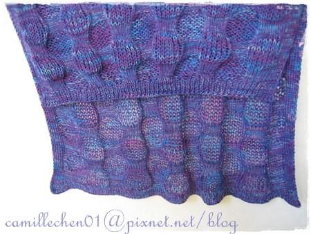 bobble shawl_4