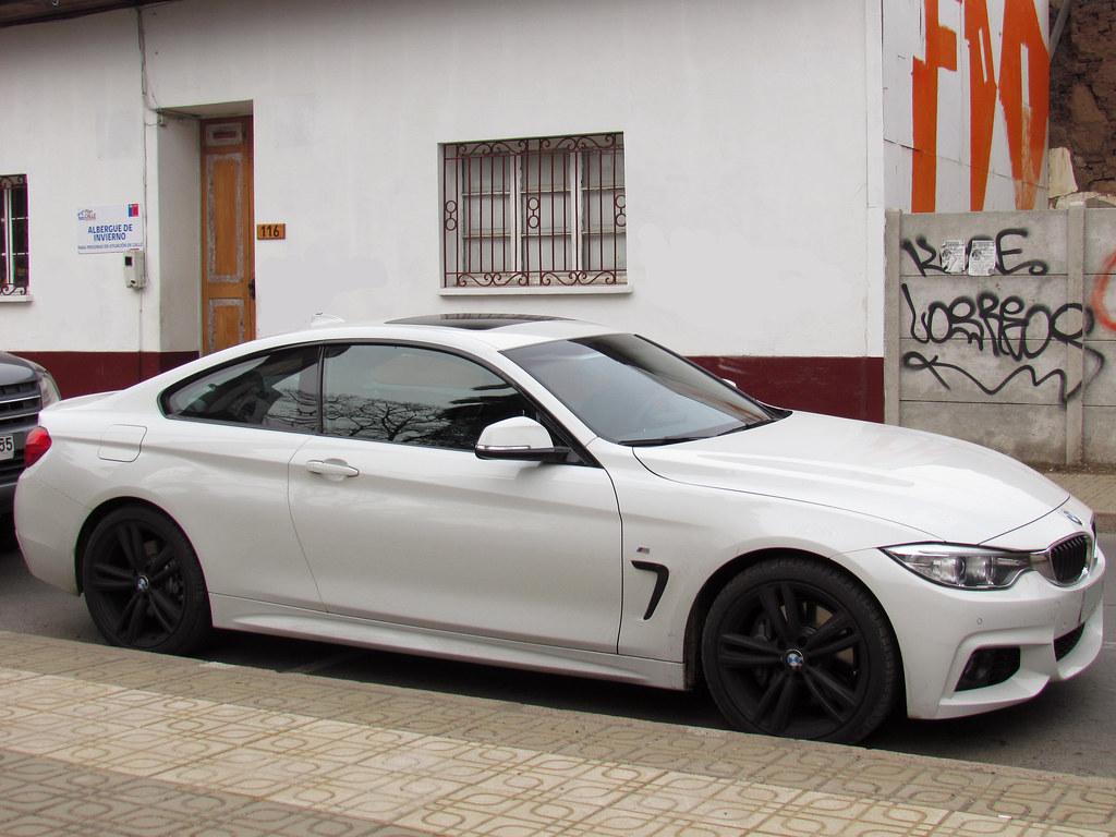 BMW 435i M Sport 2014