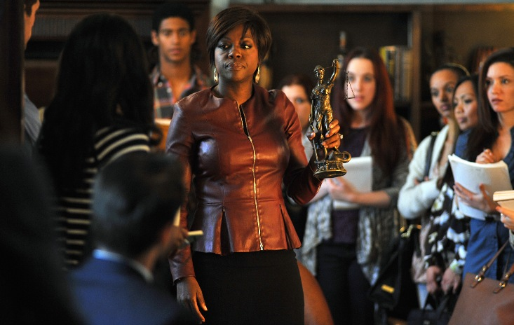 HOW TO GET AWAY WITH MURDER - Annalise Keating (Academy-Award Nominee Viola Davis) is everything you hope your Criminal Law professor will be - brilliant, passionate, creative and charismatic. She's also everything you don't expect - sexy, glamorous, unpr