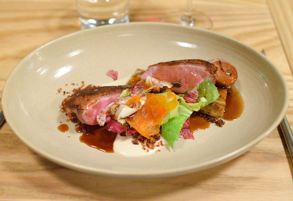 Are Duck breast jus consider, that