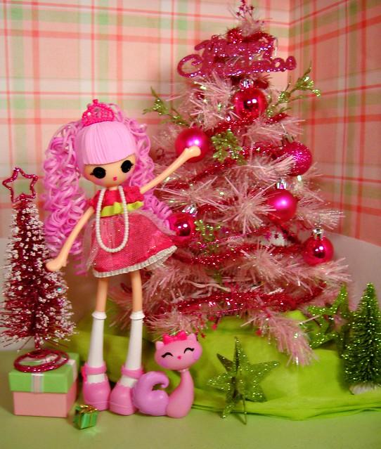 Jewel Princess & Christmas Tree #1