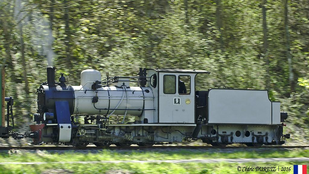 P'tit train de la Haute Somme 26229660583_b0847e45a1_b