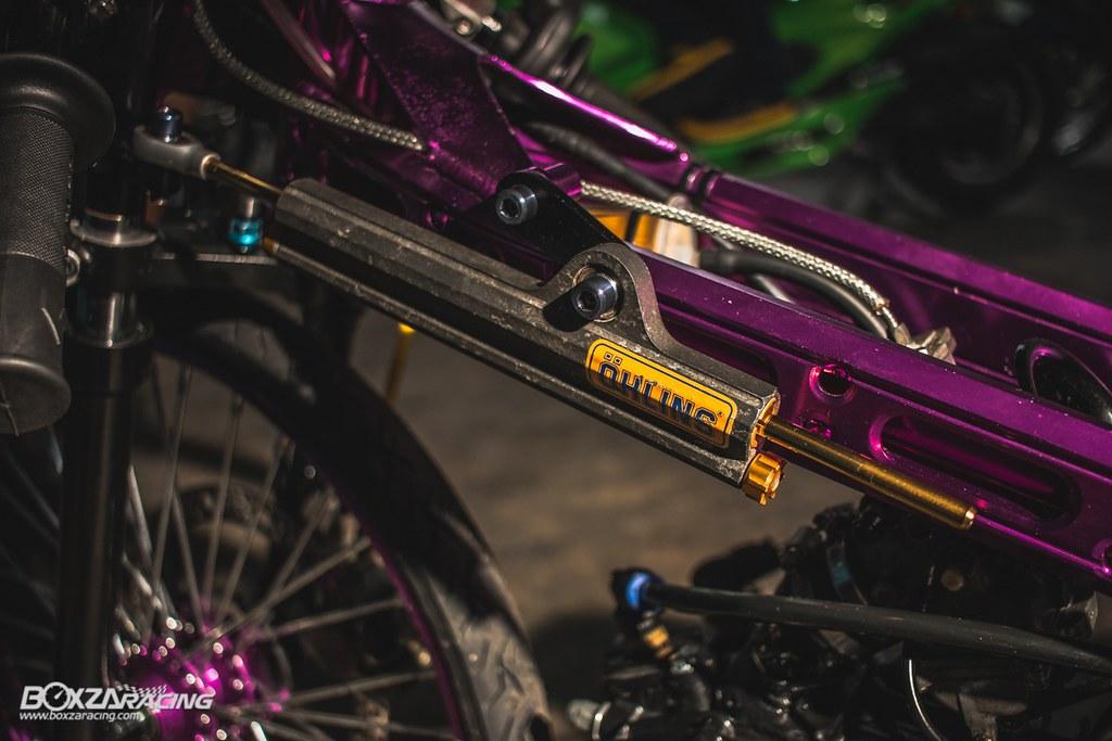Wave Drag độ màu tím khủng khiếp với Piston 78mm (Thái) - 25
