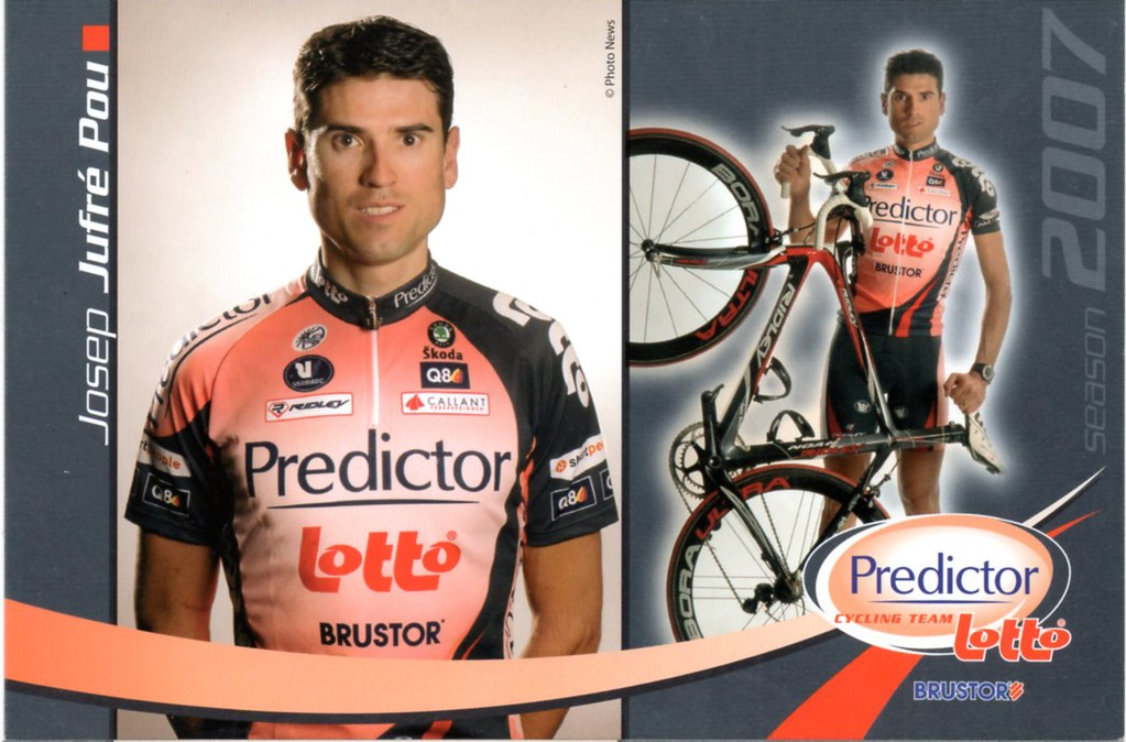 Predictor-Lotto 2007 / JUFRE POU Josep
