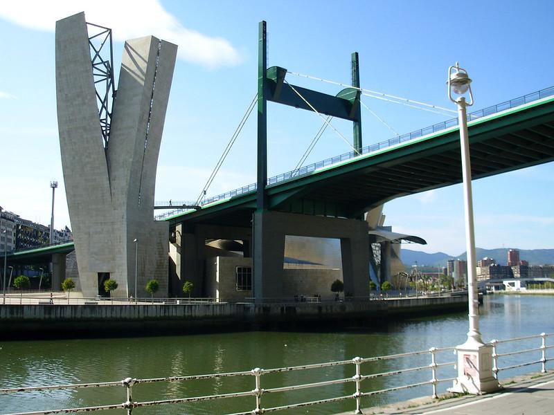 Puente La Salve, Bilbao, Espanha