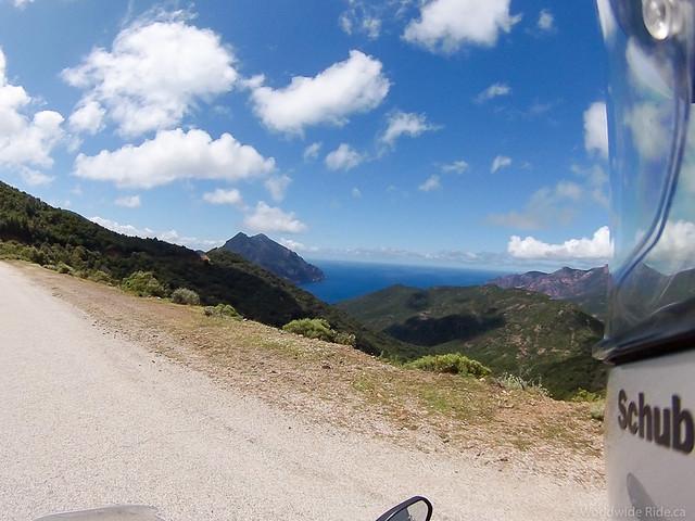 West Coast Corsica CC-10