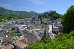 Salzburg in May