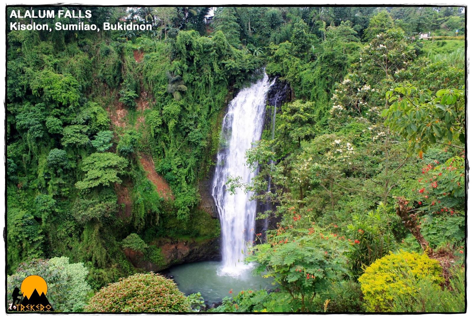 alalum falls by Trekero