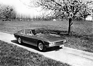 1969 Monteverdi High Speed 375L