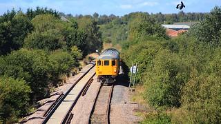 High Marnham Test Track