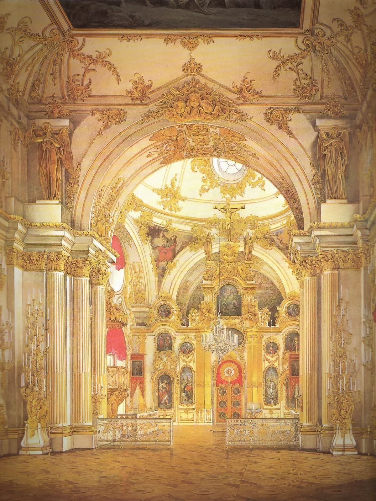 40 Views Inside the Winter Palace of Imperial Russia – 5-Minute History