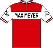 Max Meyer - Giro d'Italia 1969