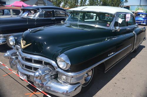 Cadillac Series 62 Sedan 1953