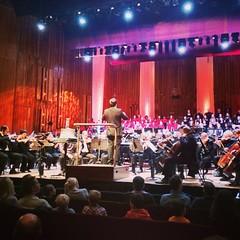 The London Symphony Orchestra!