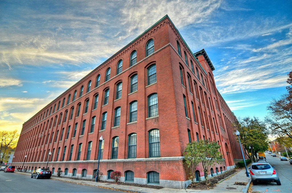 Worcester Corset Company Factory