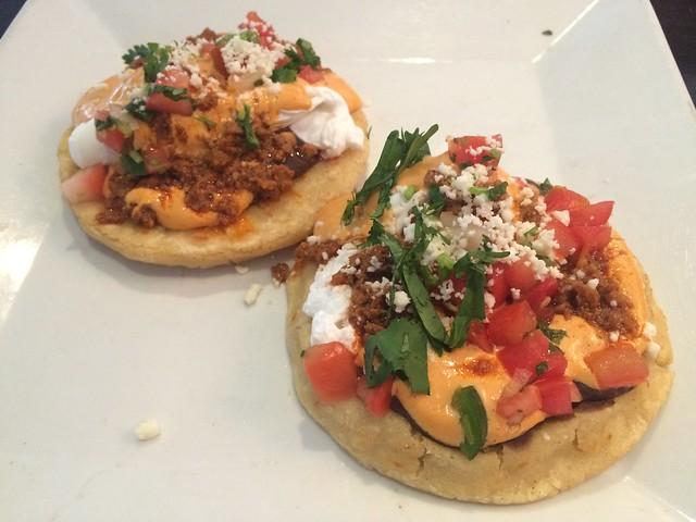 Mexican benedict - Fuego Cocina y Tequileria