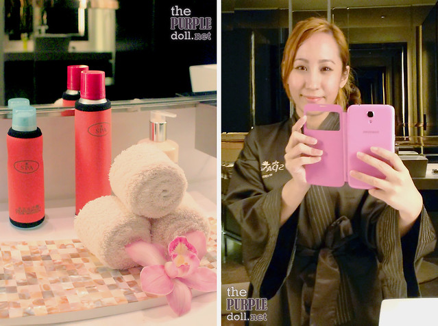 The Purple Doll Crown Spa at Crown Towers Macau
