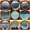 Alaska Cruise Portholes
