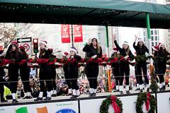 Rogers Santa Claus Parade 2014