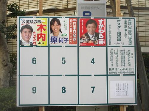 衆議院議員選挙