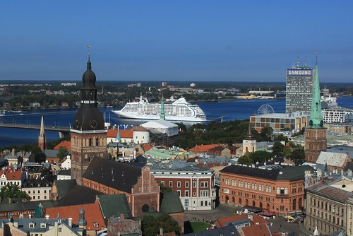Riga from life of Giuseppe Tomasi di Lampedusa
