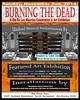 Burning The Dead Flyer